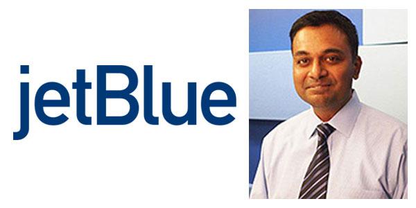 Eash Sundaram, jetBlue