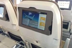 Lufthansa IFE