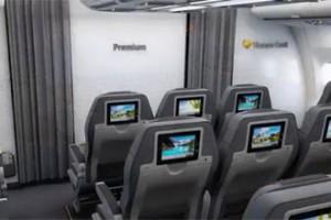 Leisure carrier Thomas Cook unveils new long-haul premium cabin