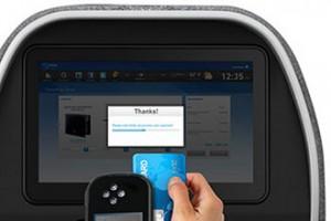 Panasonic Avionics embraces onboard NFC