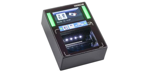 Desko scanner