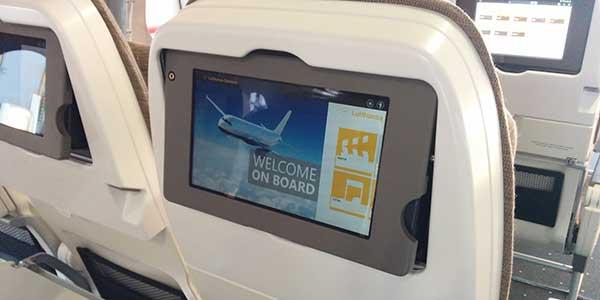 Lufthansa Systems IFE