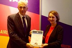 IATA Fast Travel: Qantas Platinum status, NAA studies benefits