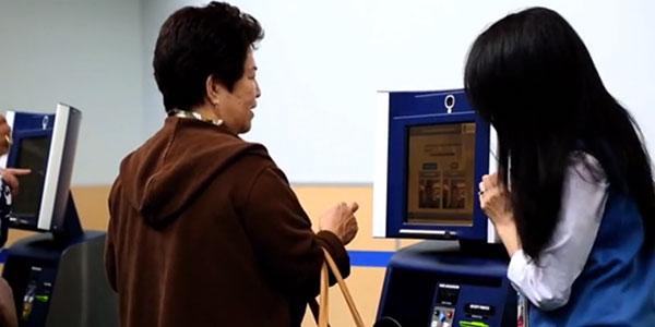 Border Xpress Automated Passport Control kiosks