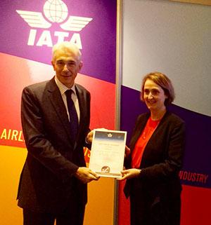 Qantas - IATA Fast Travel Platinum