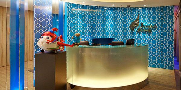 Bangkok Airways' Boutique Lounge