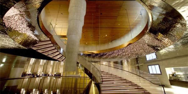 Hamad International Airport's Al Mourjan Business Lounge