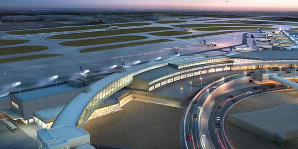 jetBlue new T5i extension at JFK airport