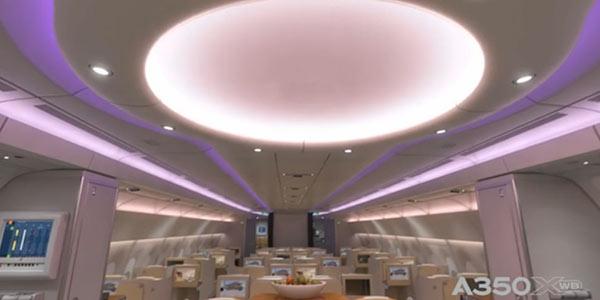 The new A350 XWB