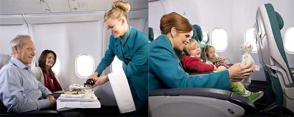 Aer Lingus customer service