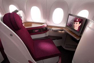 Qatar Airways welcomes world's first A350 XWB