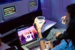 Virgin America - Gogo Wi-Fi service