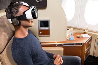 Qantas partners with Samsung on virtual reality entertainment trial