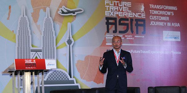 Azran Osman Rani, CEO of AirAsia X