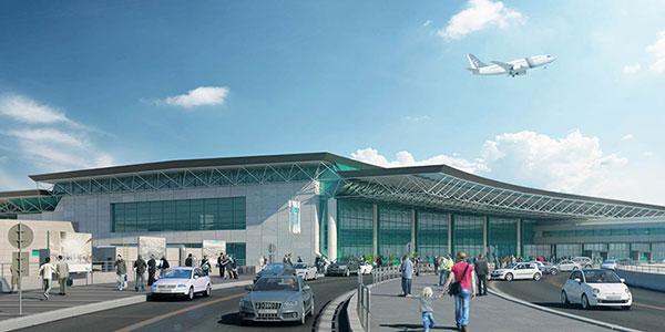 New Fiumicino - Terminal 1