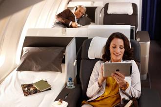 Lufthansa completes First Class retrofit on long-haul Munich fleet