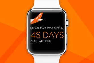 easyJet unveils new Apple Watch app