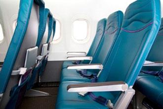 Hawaiian Airlines adds slimline seats as part of 717 cabin overhaul