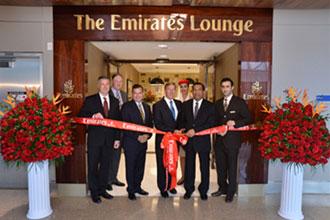 Emirates unveils new luxury lounge at LAX