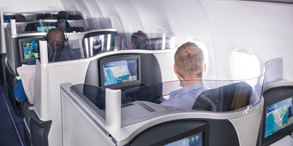 JetBlue's premium Mint cabin