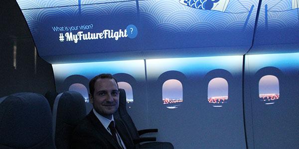 Boeing future flight vision