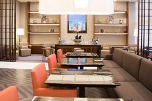 Singapore lounge - Heathrow