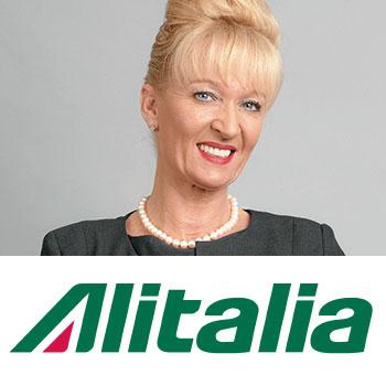 Alitalia Aubrey Tiedt