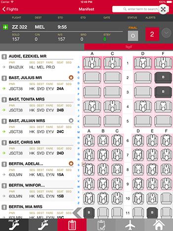 Tigerair check-in app