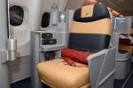 Alitalia cabins