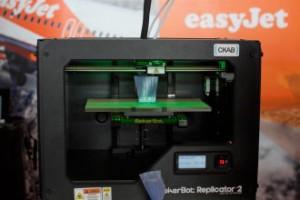 easyjet 3d printing