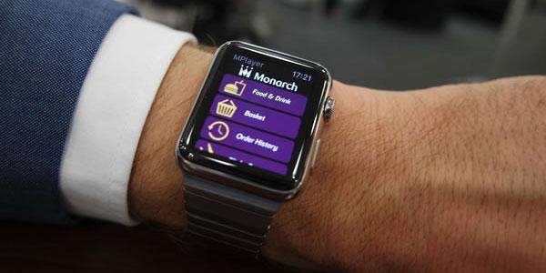 MPlayer Apple Watch app