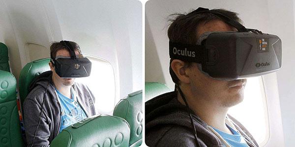 Transavia virtual reality