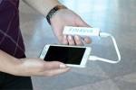 Finavia smartphone chargers