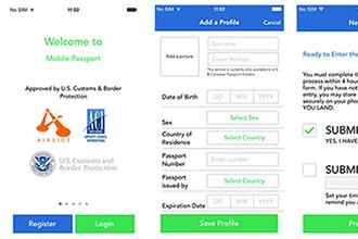 San Francisco International Airport introduces Mobile Passport Control