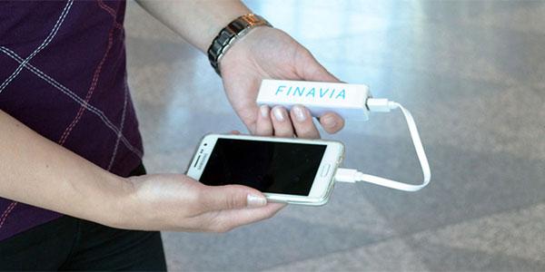 Finavia chargers