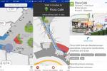 United app maps