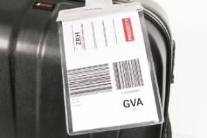 Swiss bag tags