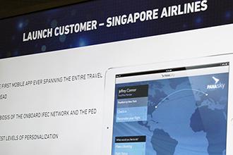 Singapore Airlines partners with Panasonic Avionics on new Companion App