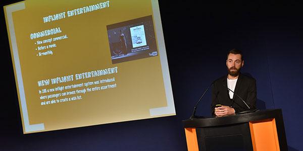 inflight entertainment system retail
