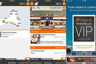 ACI-NA/AirGrub partnership highlights growing demand for app-based F&B ordering