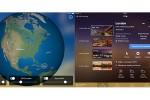 new ba ipad app interactive 3D globe in flight entertainment planner