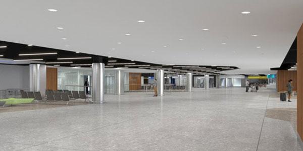 Terminal 1 at Dublin Airport