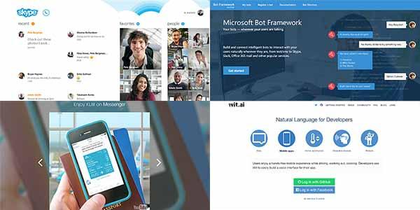 Microsoft Facebook bot framework and bot engine respectively