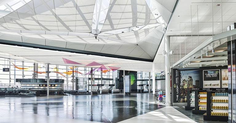 Aéroports de Montréal unveils $350m YUL enhancements
