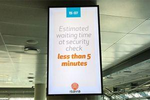 Keflavik Airport installs Wi-Fi sensors for real-time queue measurement
