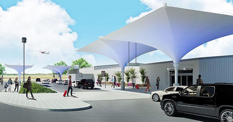 Austin-Bergstrom Airport terminal redevelopment plans revealed