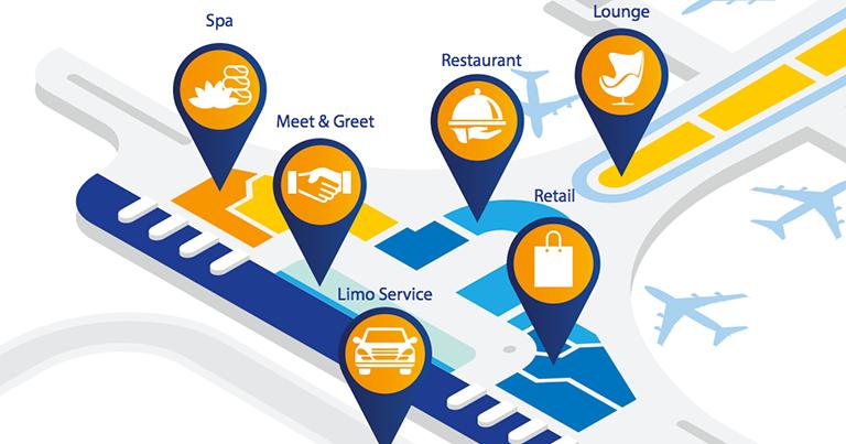 Visa launches digital airport companion programme