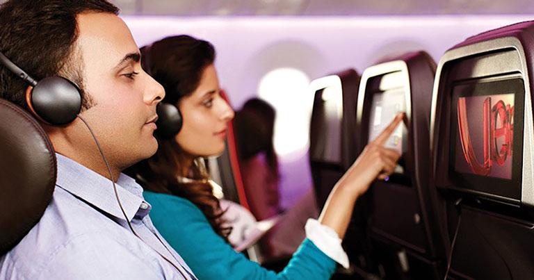 Virgin Atlantic to bring live TV to Boeing 787 Dreamliners