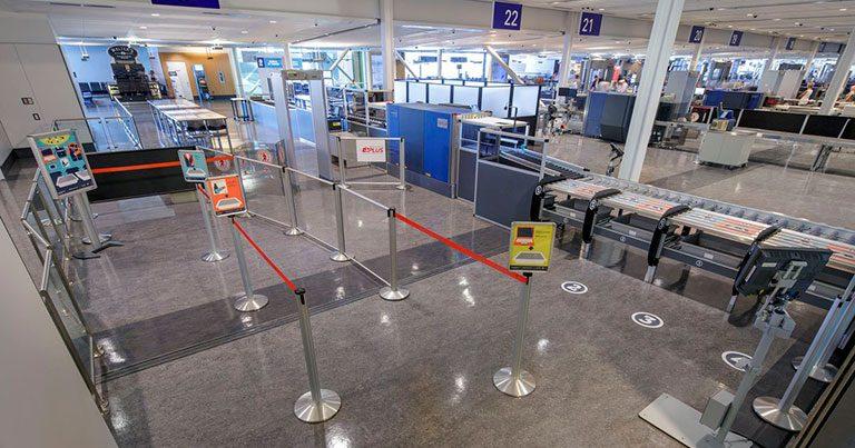 CATSA Plus screening lane trials underway at Montréal-Trudeau Airport