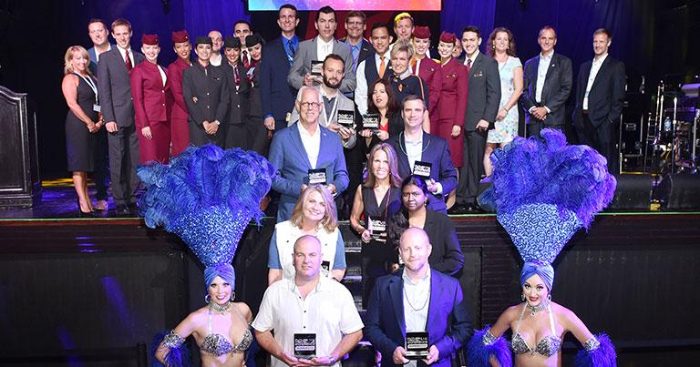 6th FTE Awards recognise United, Lufthansa, JetBlue, SJC, KLM, LGW, SpiceJet, U.S. CBP, Qatar Airways, Icelandair and Vision-Box